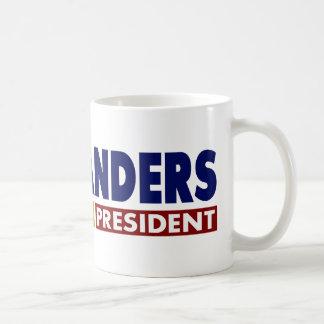 Bernie Sanders for President V1 Coffee Mug
