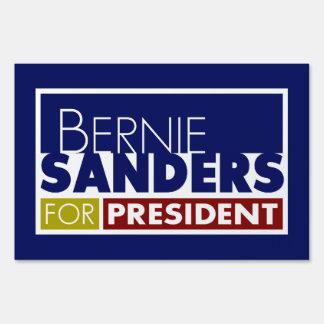 Bernie Sanders for President V1 Lawn Sign