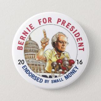 Bernie Sanders for USA Pinback Button