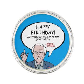 Bernie Sanders Greeting - Happy Birthday -.png Pin