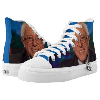 Bernie Sanders High-Top Sneakers