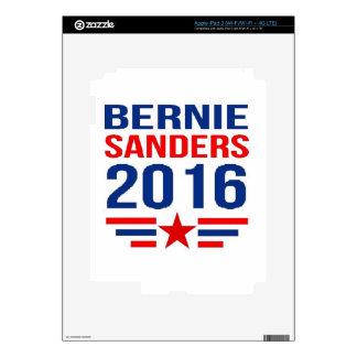 Bernie Sanders iPad 3 Decal