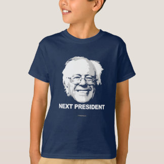 Bernie Sanders is The Next President T-Shirt