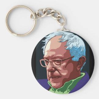 Bernie Sanders Keychain