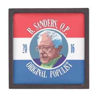 Bernie Sanders, O.P. Jewelry Box