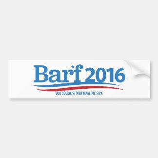 Bernie Sanders Old Socialist Elections 2016 Bumper Sticker