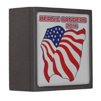 Bernie Sanders Patriotic Flag Gift Box