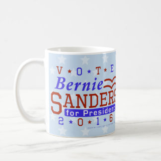 Bernie Sanders President 2016 Election Democrat Coffee Mug
