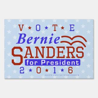 Bernie Sanders President 2016 Election Democrat Sign