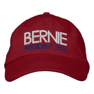 Bernie Sanders President 2016 Embroidered Baseball Cap