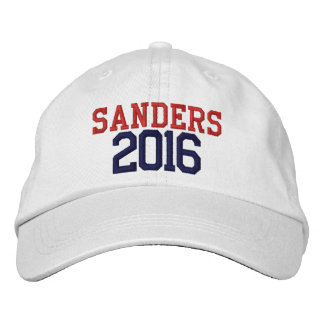 Bernie Sanders President 2016 Embroidered Hats
