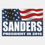 Bernie Sanders President 2016 USA FLAG Sign