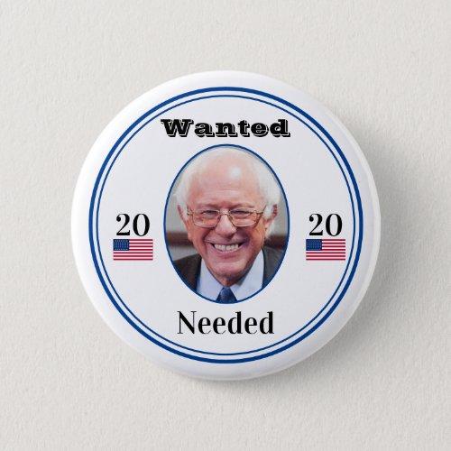 Bernie Sanders President 2020 Vote  Election Pin