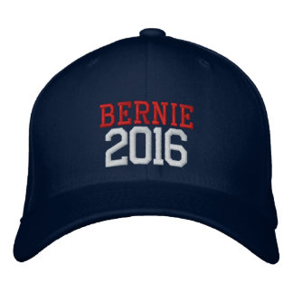 Bernie Sanders President in 2016 Embroidered Baseball Hat