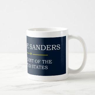 Bernie Sanders President V3 Classic White Coffee Mug