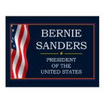 Bernie Sanders President V3 Postcard