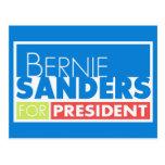 Bernie Sanders President V4 Postcard