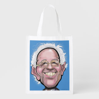 Bernie Sanders Reusable Grocery Bag