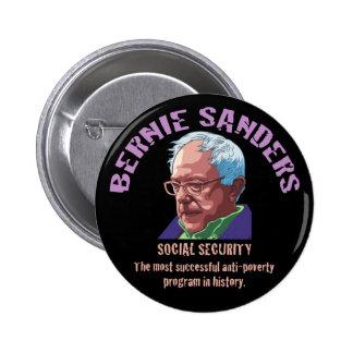 Bernie Sanders SSI Button
