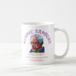Bernie Sanders SSI Classic White Coffee Mug