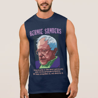 Bernie Sanders SSI Sleeveless Shirt