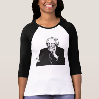 Bernie Sanders Supports Education and Employees T Shirt
