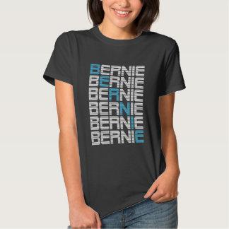 BERNIE sanders textStacks T Shirts