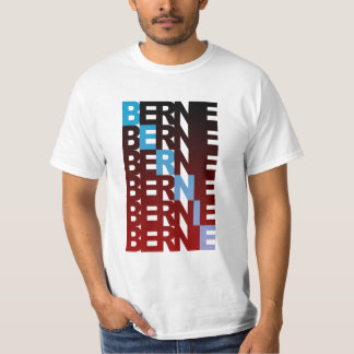 BERNIE sanders textualBern T-Shirt