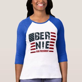 Bernie Sanders US Flag T-Shirt