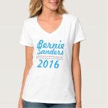 Bernie Sanders Women's Hanes Nano V-Neck T-Shirt
