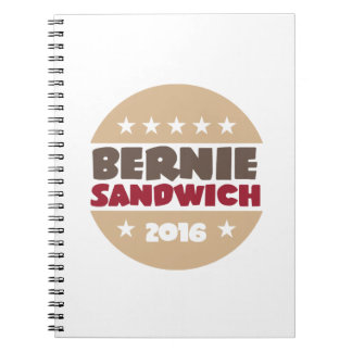 Bernie Sandwich Notebook