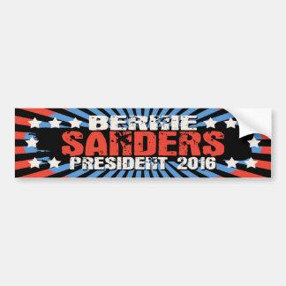 Bernie Smear Campaign Gear Bumper Sticker