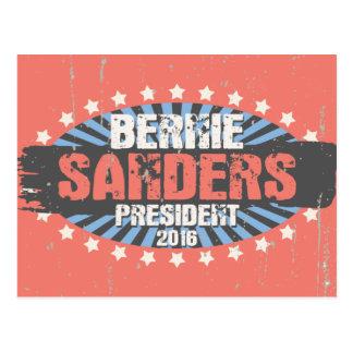 Bernie Smear Campaign Gear Postcard