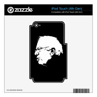 bernie Stark Skin For iPod Touch 4G