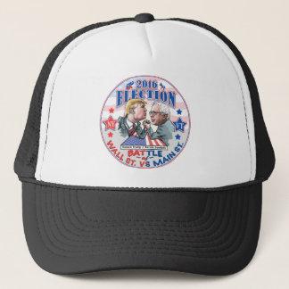 Bernie Vs Trump Election 2016 Trucker Hat