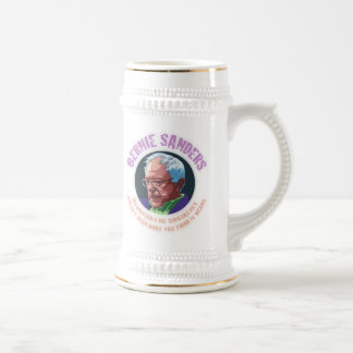 Bernie-What You Think It Means Beer Stein