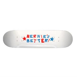 Bernies mejora al tablero patineta personalizada