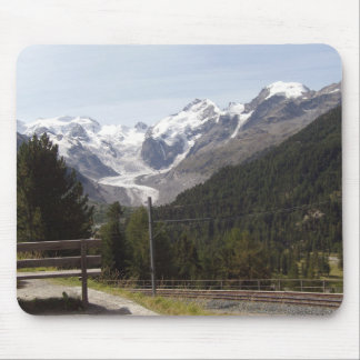 Bernina Group View Mouse Pad