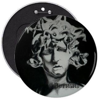 Bernini 6 Inch Round Button