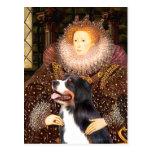 Bernsese y la reina postal