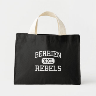 Berrien - Rebels - High School - Nashville Georgia Mini Tote Bag