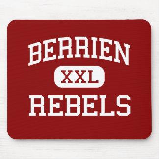 Berrien - Rebels - High School - Nashville Georgia Mouse Pad