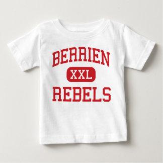 Berrien - Rebels - High School - Nashville Georgia Tshirt