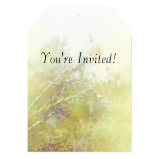 Berries and Branches Light Blend Invitation