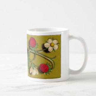 Berries and Butterflys Coffee Mug