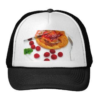 Berries And Cinnamon Rolls Trucker Hat