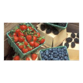 Berries Card