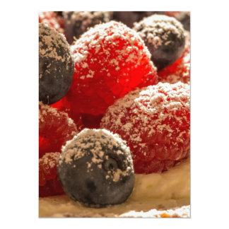 berries fruit food salad chef kitchen yummy sweets card