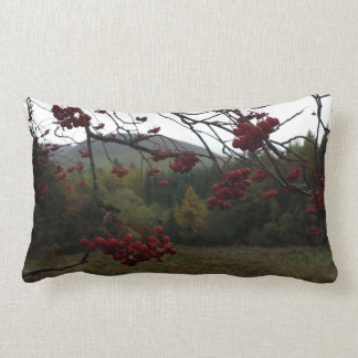 Berries, Galtee Mnts, Co. Tipperary Throw Pillow