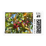 Berries in a Tree Stamp